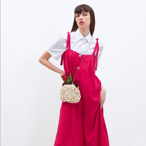 NWT'S Zara Pink Jumper M Medium